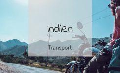 Transportkosten Indien