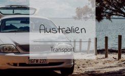 Transportkosten Australien