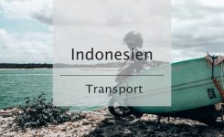 Transportkosten Indonesien