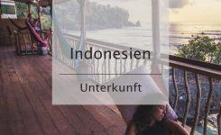 Unterkunftskosten Indonesien