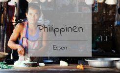 Verpflegungskosten Philippinen