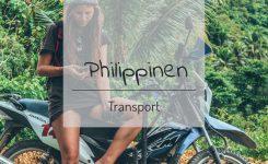 Transportkosten Philippinen