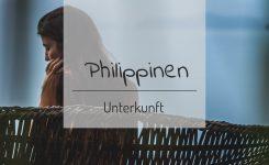 Unterkunftskosten Philippinen