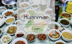 Verpflegungskosten Myanmar