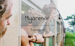 Transportkosten Myanmar