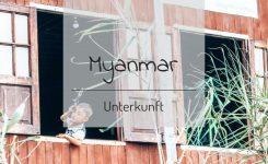 Unterkunftskosten Myanmar