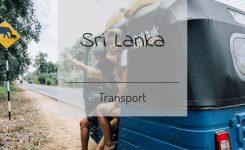 Transportkosten Sri Lanka