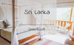 Unterkunftskosten Sri Lanka