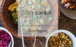 Verpflegungskosten Sri Lanka