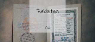 Visa Pakistan Beantragung Hilfe