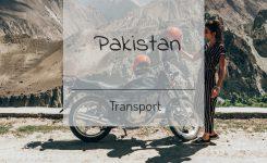 Transportkosten Pakistan