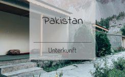 Unterkunftskosten Pakistan