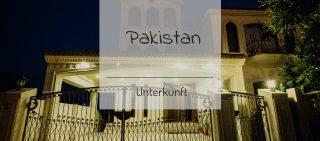 Pakistan Unterkunft