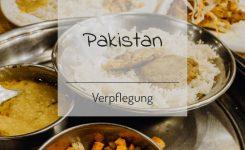 Verpflegungskosten Pakistan
