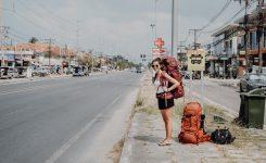 Von Bagkok zum Khao Sok Nationalpark
