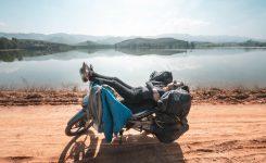 Motorrad in Vietnam